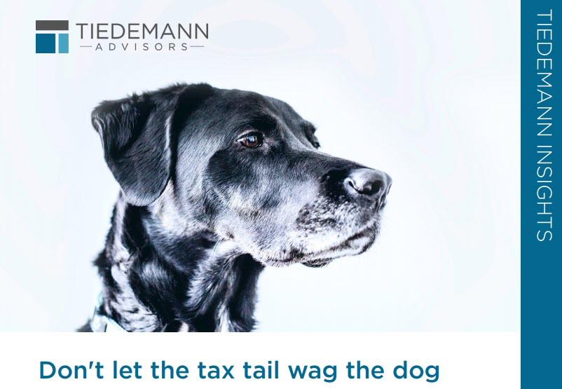 Tax Tail Wag Dog